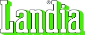 Landia Logo - Uden AS - Vektor